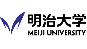 Logo université de Meiji